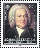 [EUROPA Stamps - European Music Year, type AMJ]