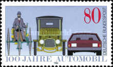 [The 100th Anniversary of the Automobile Industry, type ANC]