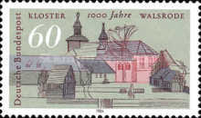 [The 1000th Anniversary of the Walsrode Cathedral, type ANO]
