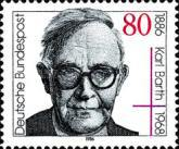 [The 100th Anniversary of the Death of Karl Barth, Theologian, type ANQ]