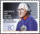 [The 200th Anniversary of the Death of Frederick the Great, type AOA]