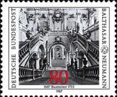 [The 300th Anniversary of the Birth of Balthasar Neumann, Builder, type AOP]