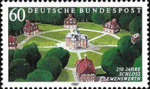 [The 250th Anniversary of Clemenswerth Castle, type AOU]
