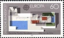 [EUROPA Stamps - Modern Architecture, type APD]