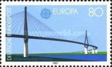 [EUROPA Stamps - Modern Architecture, type APE]