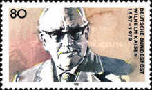 [The 100th Anniversary of the Birth of Wilhelm Kaisen, Politician, type APH]