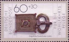 [Charity Stamps - Gold and Silversmithing, type APQ]