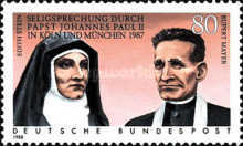 [The Salvation of Edith Stein and Rubert Mayer, type AQI]