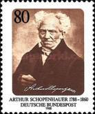 [The 200th Anniversary of the Birth of Arthur Schopenhauer, Philosopher, type AQN]