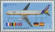 [EUROPA Stamps - Transportation and Communications, Typ AQX]