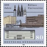 [The 600th Anniversary of the Cologne University, type ARA]