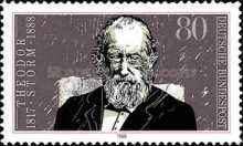 [The 100th Anniversary of the Death of Theodor Storm, Poet, type ARB]