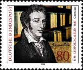 [The 200th Anniversary of the Birth of Leopold Gmelin, Chemist, type ARH]
