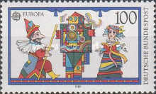 [EUROPA Stamps - Children's Games, type ASR]