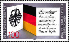 [The 40th Anniversary of The German Federal Republic, Typ ASU]