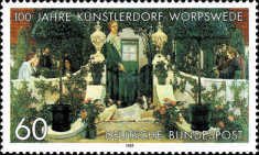 [The 100th Anniversary of Worpswerde - The Town of Artists, Typ ATD]