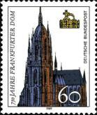 [The 750th Anniversary of the Frankfurt Cathedral, Typ ATH]