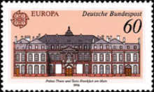 [EUROPA Stamps - Post Offices, Typ AUI]