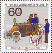 [Charity Stamps - Postal Delivery & Telephone Communication, Typ AUV]