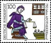 [The 750th Anniversary of the Duty of Chemists, Typ AVN]