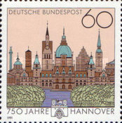 [The 750th Anniversary of Hannover, Typ AVO]