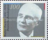 [The 100th Anniversary of the Birth of Walter Eucken, Politician, type AVR]