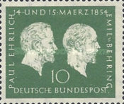 [Paul Ehrlich and Emil V. Behring, Typ AX]