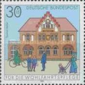 [Charity Stamps - Buildings, type AYI]