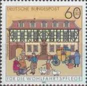 [Charity Stamps - Buildings, type AYJ]