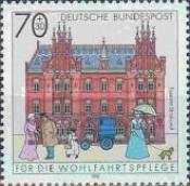 [Charity Stamps - Buildings, type AYK]