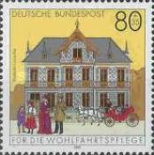 [Charity Stamps - Buildings, type AYL]