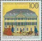 [Charity Stamps - Buildings, type AYM]