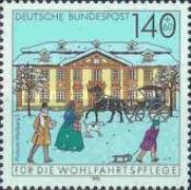 [Charity Stamps - Buildings, type AYN]