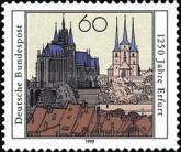 [The 1250th Anniversary of Erfurt, type BAF]