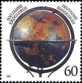[The 500th Anniversary of the Worlds First Globe, type BAV]
