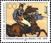 [The 250th Anniversary of Gebhard Leberecht von Blücher, Marshal, type BBJ]