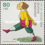 [Charity Stamps - Fary Tales - The 100th Anniversary of the Death of Heinrich Hoffmann, Typ BEQ]