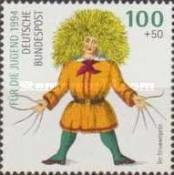 [Charity Stamps - Fary Tales - The 100th Anniversary of the Death of Heinrich Hoffmann, Typ BES]