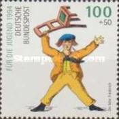 [Charity Stamps - Fary Tales - The 100th Anniversary of the Death of Heinrich Hoffmann, Typ BET]