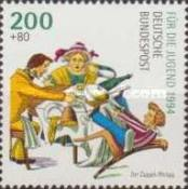 [Charity Stamps - Fary Tales - The 100th Anniversary of the Death of Heinrich Hoffmann, Typ BEU]