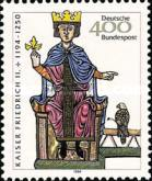 [The 800th Anniversary of the Birth of Friedrich II, type BFC]