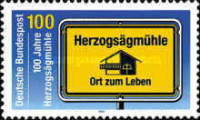 [The 100th Anniversary of Herzogsägmühle, Typ BFE]