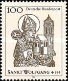 [The 1000th Anniversary of the Death of Holy Wolfgang, Typ BGA]