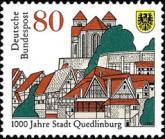 [The 1000th Anniversary of Quedlinburg, Typ BGD]