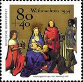 [Christmas Stamps, Typ BGI]