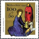 [Christmas Stamps, Typ BGJ]