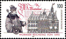 [The 500th Anniversary of the Worm Reichstag, Typ BGL]