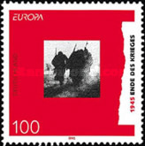 [EUROPA Stamps - Peace and Freedom, Typ BHC]