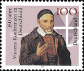 [The 150th Anniversary of the Vinzenz Conference in Germany, Typ BHF]
