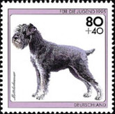 [Charity Stamps - Dogs, Typ BHK]